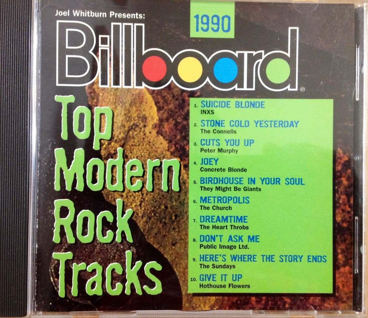 Cd 1990 top modern rock tracks peter murphy concrete blond en mercadolibre - Cd concreet ...