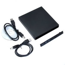 Convertidor Cd Dvd Bluray Sata Laptop Interno A Externo Usb
