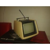 Tv Sony Portátil Vintage