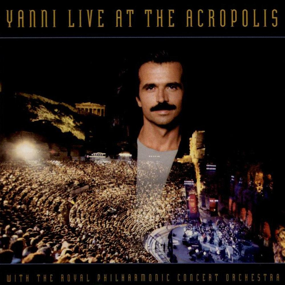 yanni live at the acropolis: