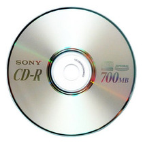 Cd Virgen Sony Pack C/100 P/ Mp3 Audio Si Facturamos!!