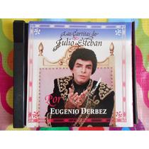Eugenio Derbez.cd.las Cartitas De Julio Esteban.1995
