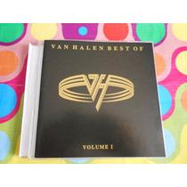 Van Halen Cd Best Of Volume1.1995
