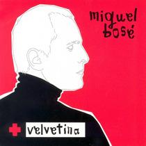 Miguel Bose Velvetina Disco Cd Nuevo