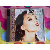 Paloma San Basilio Cd Mis Momentos.1997