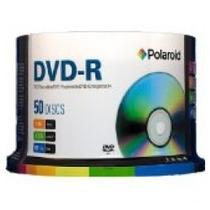 Dvd Polaroid 16 X 4.7 Gb Torre Con 50 Pzas