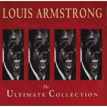 Cd Louis Armstrong The Ultimate Collection Envio Gratis