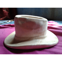 Cenicero En Forma De Sombrero