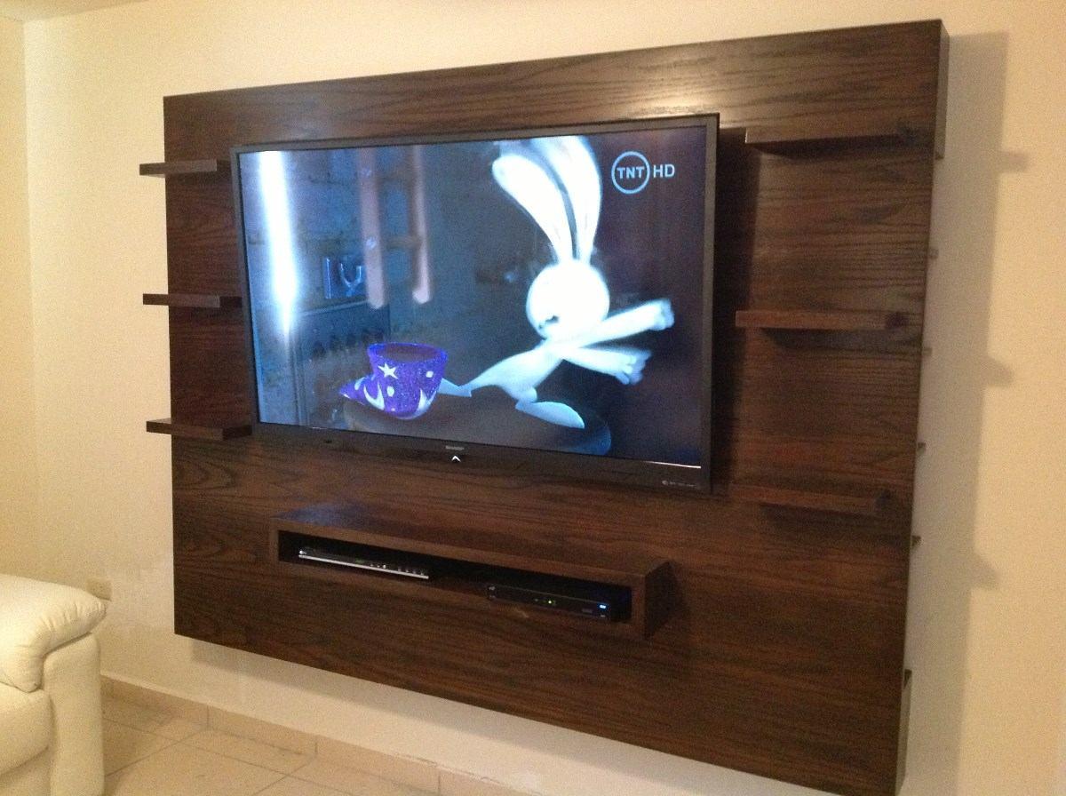 Muebles para tv y equipo de sonido el cine en casa esta - Como hacer un mueble para tv ...