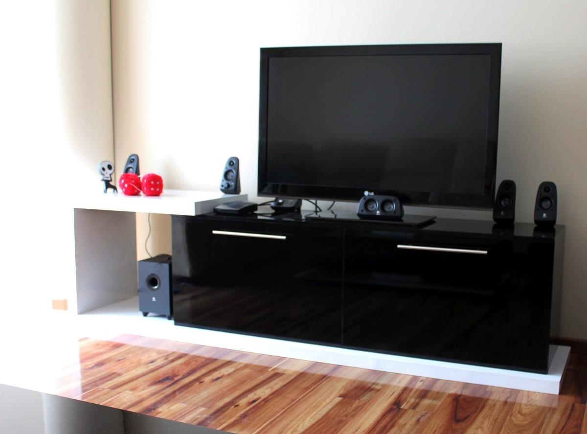 Centro de entretenimiento mueble para pantalla lcd o - Mueble para television ...
