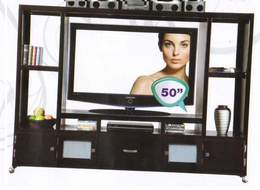 Centro de entretenimiento para pantalla lcd de 50 pulg for Muebles para led 50 pulgadas