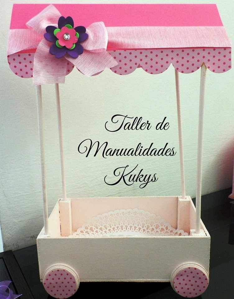Centros de mesa para bautizos baby shower en for Centro de mesa baby shower