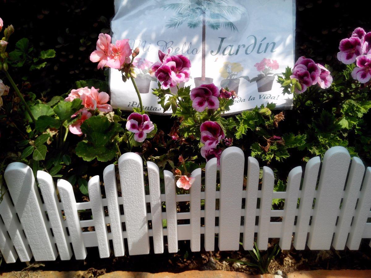 Cerca de plastico para jardin en mercadolibre - Cercas de jardin ...