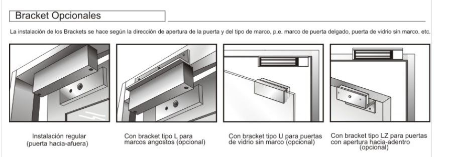 Cerraduras ac llaves for Tipos de cerraduras para puertas
