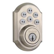 Cerrojo Electronica Kwikset Smart-key Satinada Nickel