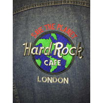 Chamarra Hard Rock Cafe Original De Londres Unisex