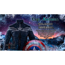 Chamarras De Piel Batman, Capitán América, Superman,thriller