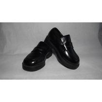 Zapatos Negros Para Bebe Marca Sprockets Talla 4 Americano