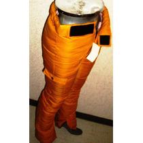Pantalon Termico Montaña Nieve Asislante Frio Repelente