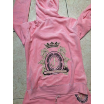 Pants Velour Juicy Couture Nuevo Original Guess Bsk Zara