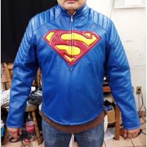 Chamarra Smallville 100% Piel De 1º Calidad Envio Gratis !!
