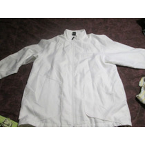 Jordan Rompevientos Nike En Xl Color Blanco 100%original