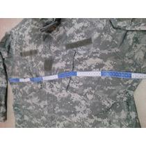 Uniforme Militar Us Army Original Acu Digital Gris Xl