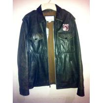 Chamarra Wilson Leather De Piel