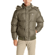 Chamarra Us Polo Assn - Short Snorkel Jacket