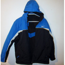 Nike Chamarra Doble Vista( Junior ) Niño / Adolescente M S I
