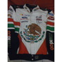 Talla L Autentico Nascar Mexico Ford Racing Bordado