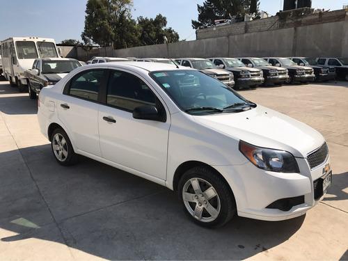 Chevrolet Aveo 4p Ls 5vel 2013