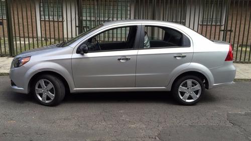 Chevrolet Aveo Lt 2015
