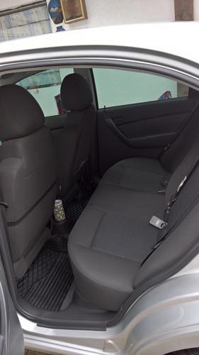 Chevrolet Aveo Lt Manual Seminuevo 2015