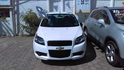 Chevrolet Aveo Paquete J 2014
