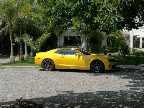 Chevrolet Camaro 2p Aut Ss V8 2011