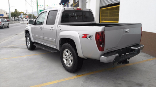 Chevrolet Colorado Z71 Crew Cab 4x4 2012
