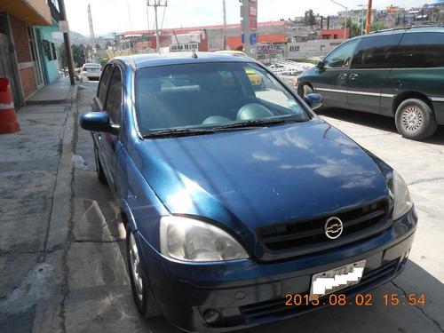 Chevrolet Corsa 2006 4 Ptas Paquete C
