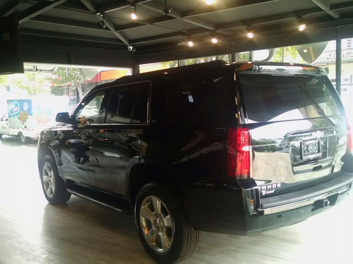 Chevrolet Tahoe 2017 Blindada Nivel Iii B4