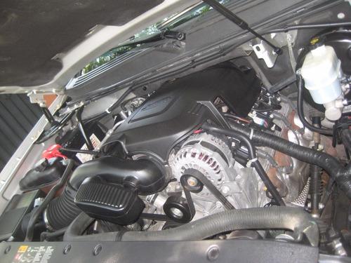 Chevrolet Tahoe Z-71 4x4 2011 Plata
