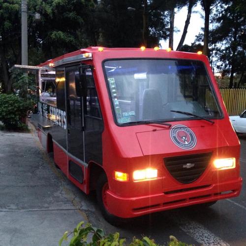 Chevrolet Vanette Food Truck 1999