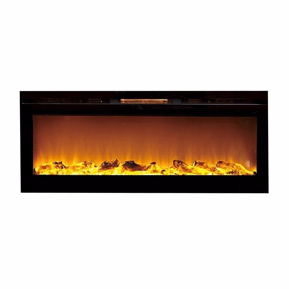 Chimenea electrica de pared touchstone elegante color for Chimeneas electricas baratas