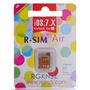 Gevey Turbosim R-sim Rsim Air Original Iphone 4s Maa