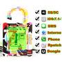 R-sim Mini 2 V10.1 Nextel Sprint Gevey Rsim Iphone 4s 55s5c
