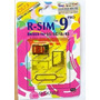 Rsim 9 Pro Turbo Sim Iphone 4s Y 5 Sprint Verizon Telcel Br