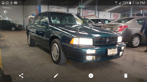 Chrysler Spirit 4p Rt Aut Equipado A/a 1992