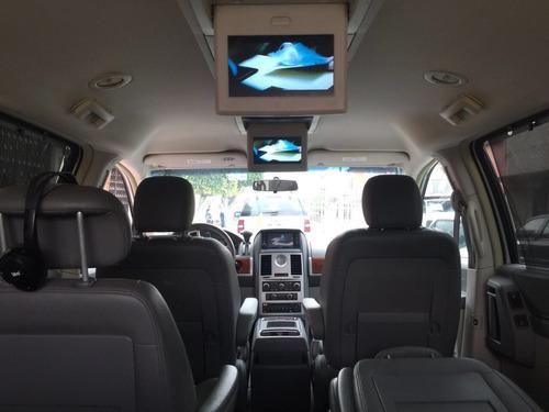 Chrysler Town & Country Dvd 3 Pantallas Camara Reversa Gps