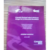 Consulta Naciona-la Reforma Integral De Educación Secundaria