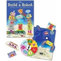 Eeboo Construir Un Juego Robot