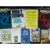 Libros De Asimov Números Física Guía Biblia Sucesos Y Otros